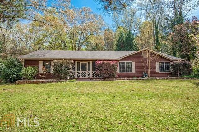 211 Rivercliff Dr, Athens, GA 30607 (MLS #8762120) :: Buffington Real Estate Group