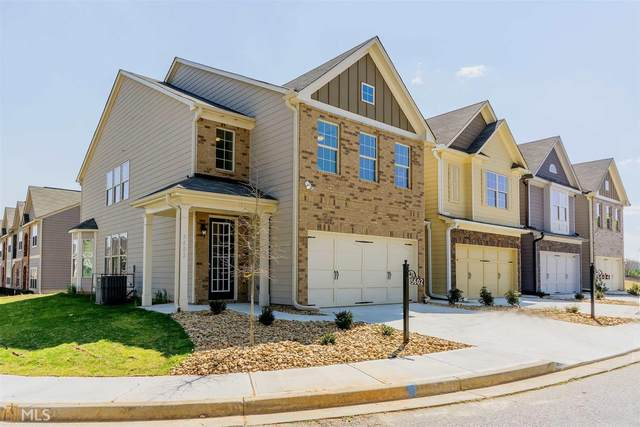 7822 Canturbury Ct #299, Fairburn, GA 30213 (MLS #8762198) :: Buffington Real Estate Group