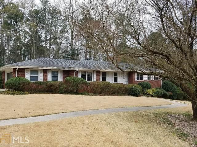 3180 Beechwood Drive, Marietta, GA 30067 (MLS #8762223) :: The Durham Team