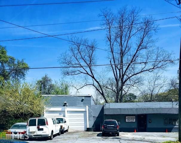 1604 Lakewood Avenue Se, Atlanta, GA 30315 (MLS #8762228) :: Buffington Real Estate Group