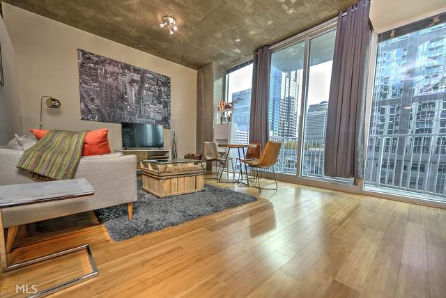 400 W Peachtree St #807, Atlanta, GA 30308 (MLS #8762268) :: Buffington Real Estate Group