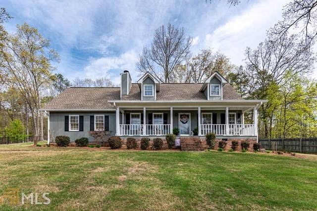 40 Timberwood Drive Se, Silver Creek, GA 30173 (MLS #8762326) :: Rich Spaulding