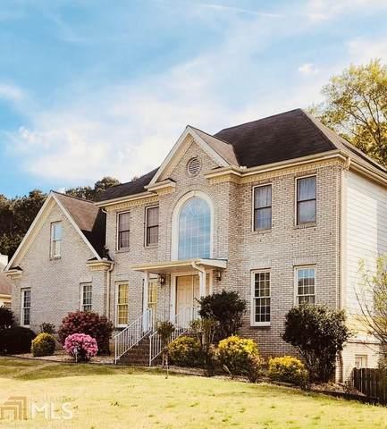 3815 Glen Ian Dr, Loganville, GA 30052 (MLS #8762335) :: Scott Fine Homes