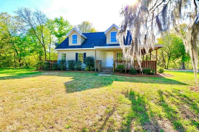 193 J A Hart Rd, Statesboro, GA 30461 (MLS #8762338) :: RE/MAX Eagle Creek Realty