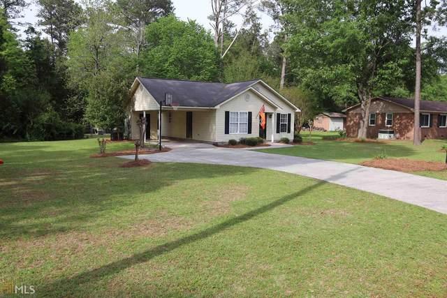 11 Jordan, Hawkinsville, GA 31036 (MLS #8762472) :: Buffington Real Estate Group