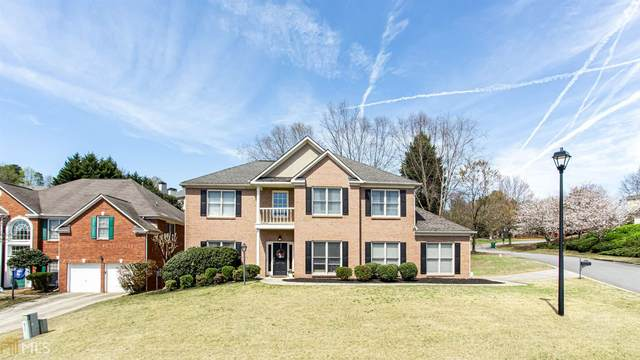 1634 Omara Ln, Smyrna, GA 30082 (MLS #8762505) :: Buffington Real Estate Group