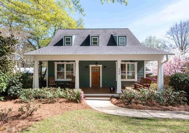 100 Crestview Cir, Athens, GA 30606 (MLS #8762509) :: Athens Georgia Homes