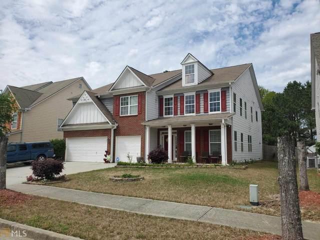 3518 Park Hill Cir, Loganville, GA 30052 (MLS #8762524) :: Athens Georgia Homes