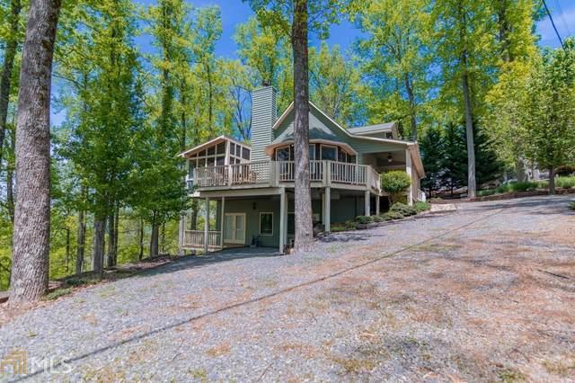 1355 Walnut Ridge, Ellijay, GA 30536 (MLS #8762609) :: Rettro Group