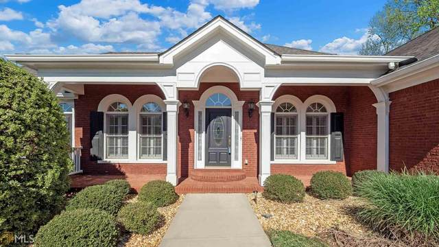 995 Chateau Forest, Hoschton, GA 30548 (MLS #8762644) :: Buffington Real Estate Group
