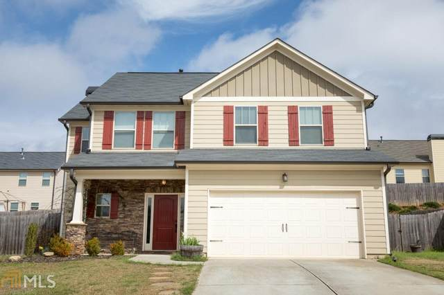 61 Kestrel Ct, Dawsonville, GA 30534 (MLS #8762671) :: Rettro Group