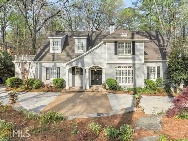 3290 Rilman Rd Nw, Atlanta, GA 30327 (MLS #8762681) :: RE/MAX Eagle Creek Realty