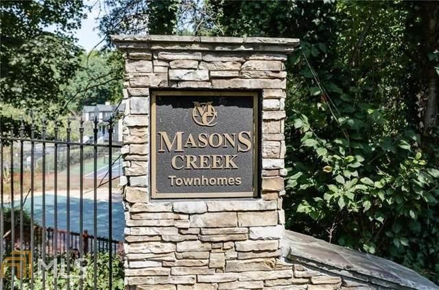 1001 Masons Creek Circle, Sandy Springs, GA 30350 (MLS #8762754) :: RE/MAX Eagle Creek Realty