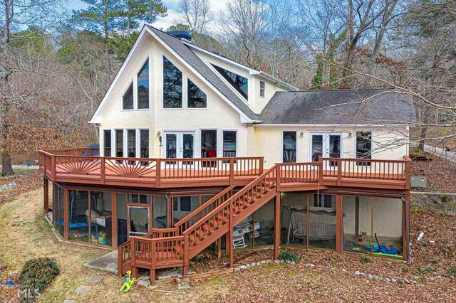 1021 Whippoorwill Rd, Monticello, GA 31064 (MLS #8762806) :: Rettro Group