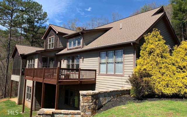33 Harbour Heights, Hayesville, NC 28904 (MLS #8762857) :: Anderson & Associates