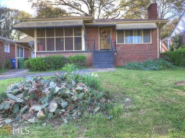 398 Cairo St Nw, Atlanta, GA 30314 (MLS #8762879) :: Athens Georgia Homes