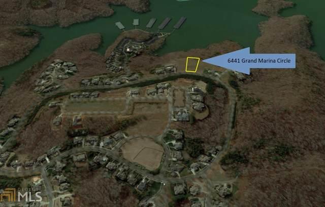 6441 Grand Marina Cir, Gainesville, GA 30506 (MLS #8762963) :: Lakeshore Real Estate Inc.