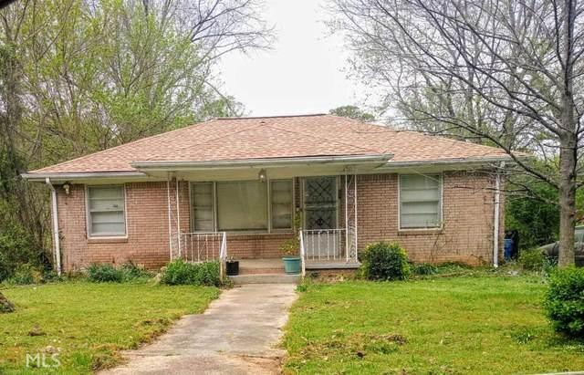 229 Napoleon Dr, Atlanta, GA 30314 (MLS #8762991) :: Athens Georgia Homes