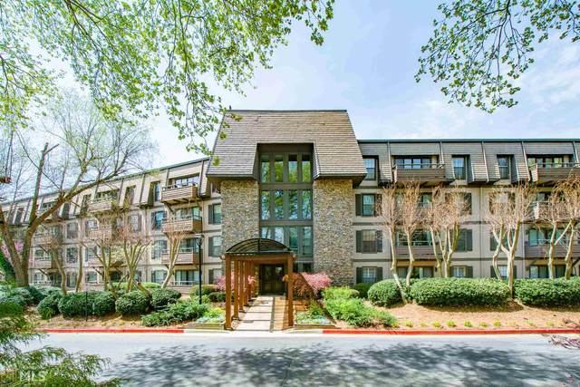 1412 Highland Bluff Dr #412, Atlanta, GA 30339 (MLS #8763017) :: Anderson & Associates