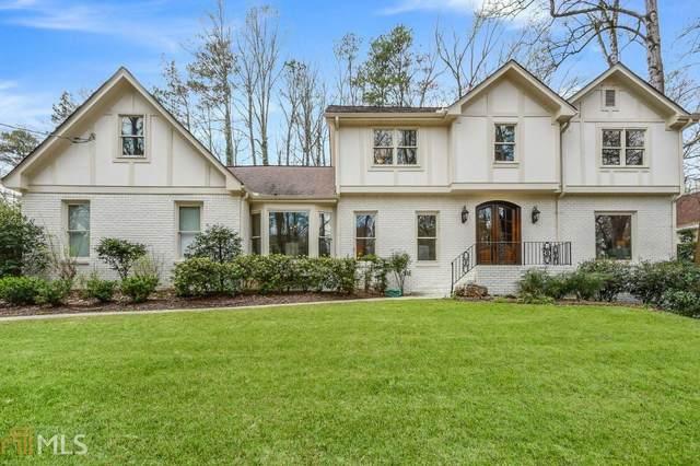 1374 W Wesley Road Rd, Atlanta, GA 30327 (MLS #8763040) :: Athens Georgia Homes