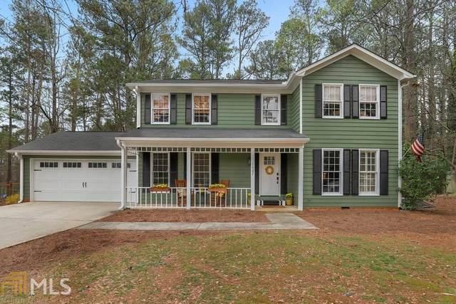 1027 Spring Mill Dr, Lilburn, GA 30047 (MLS #8763057) :: Scott Fine Homes