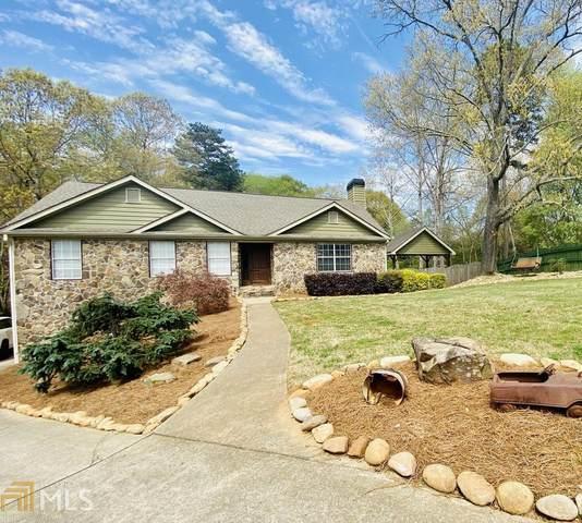6610 Jessie Cir, Flowery Branch, GA 30542 (MLS #8763107) :: Buffington Real Estate Group