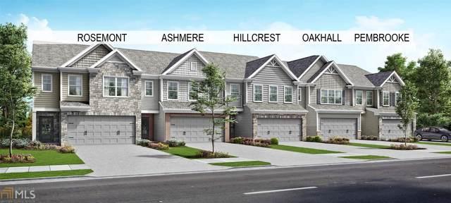 2393 Shetley Creek Drive #48, Norcross, GA 30071 (MLS #8763131) :: Lakeshore Real Estate Inc.