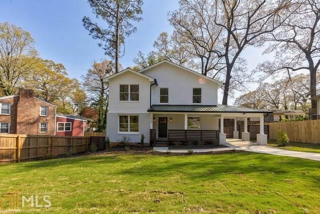 1934 Westwood Ave Sw, Atlanta, GA 30310 (MLS #8763211) :: Athens Georgia Homes
