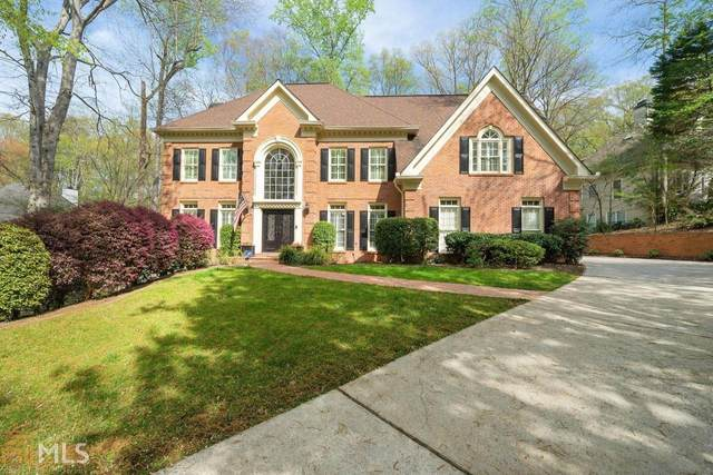8125 Grogans Blf, Sandy Springs, GA 30350 (MLS #8763373) :: RE/MAX Eagle Creek Realty