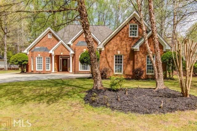 2561 Oakridge Drive, Conyers, GA 30094 (MLS #8763377) :: Rettro Group