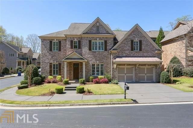 309 Valley Brook Way, Atlanta, GA 30342 (MLS #8763416) :: Athens Georgia Homes