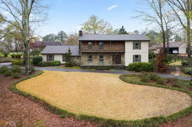100 Tangledwood Drive, Cartersville, GA 30120 (MLS #8763472) :: Rettro Group