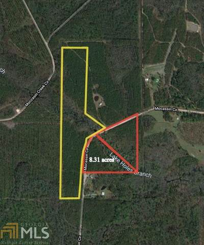 29000 Moccasin Creek Cir 8.31 Acres, Sanderson, FL 32087 (MLS #8763563) :: Rettro Group