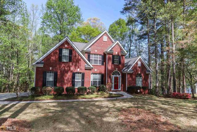 26 Parlor Cir, Sharpsburg, GA 30277 (MLS #8763607) :: Rettro Group