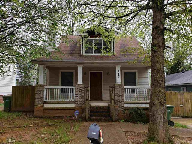 952 SW Palmetto, Atlanta, GA 30314 (MLS #8763610) :: Community & Council