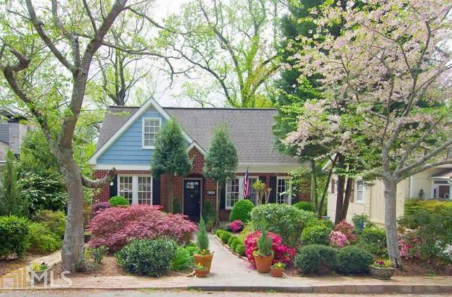 2117 Fairhaven Cir Ne, Atlanta, GA 30305 (MLS #8763705) :: Athens Georgia Homes