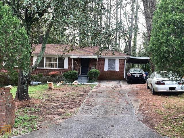 1821 Sandringham Dr, Atlanta, GA 30311 (MLS #8763745) :: Keller Williams Realty Atlanta Partners