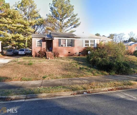 709 Casplan St, Atlanta, GA 30310 (MLS #8763751) :: Rettro Group
