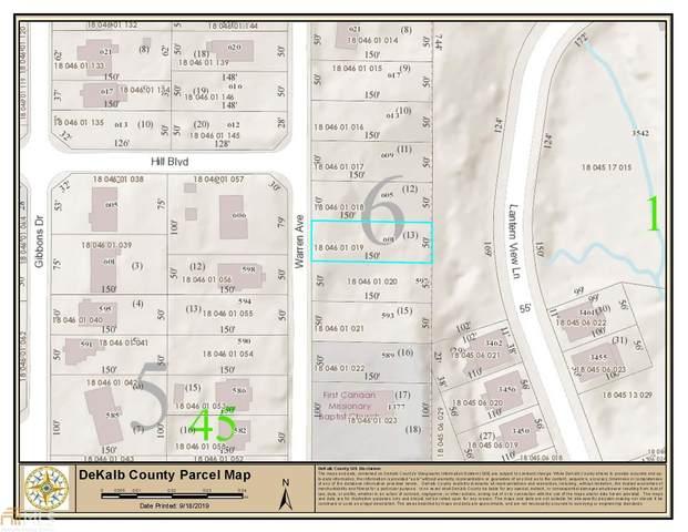 601 Warren Ave, Scottdale, GA 30079 (MLS #8763772) :: RE/MAX Eagle Creek Realty