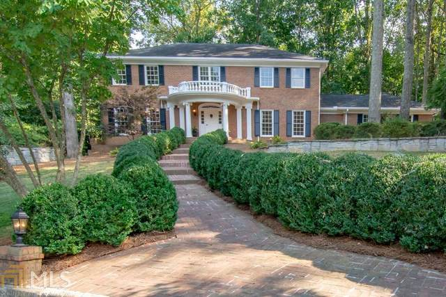 755 River Gate Dr, Sandy Springs, GA 30350 (MLS #8763783) :: RE/MAX Eagle Creek Realty