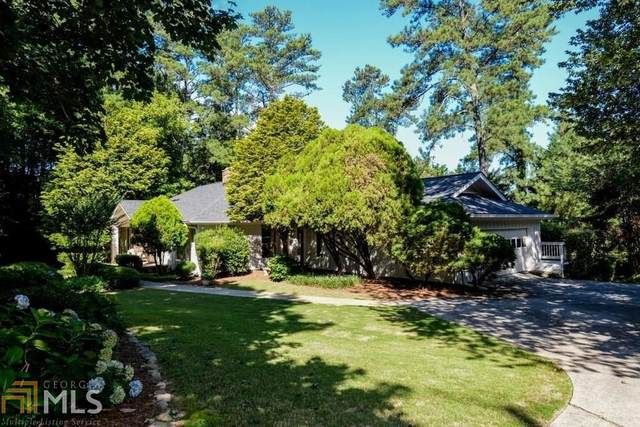 1280 Spalding Dr, Sandy Springs, GA 30350 (MLS #8763831) :: RE/MAX Eagle Creek Realty