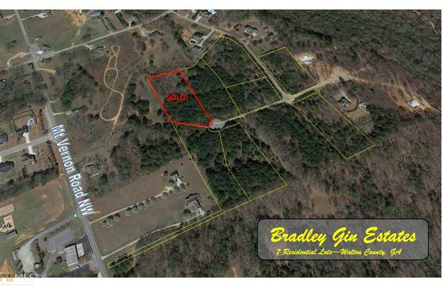 1205 Bradley Gin Way #17, Monroe, GA 30656 (MLS #8763883) :: The Durham Team