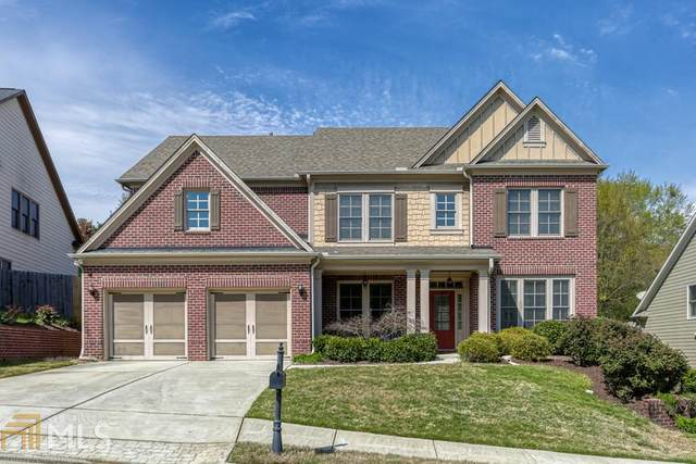 5010 Groover Dr, Smyrna, GA 30080 (MLS #8763927) :: Military Realty