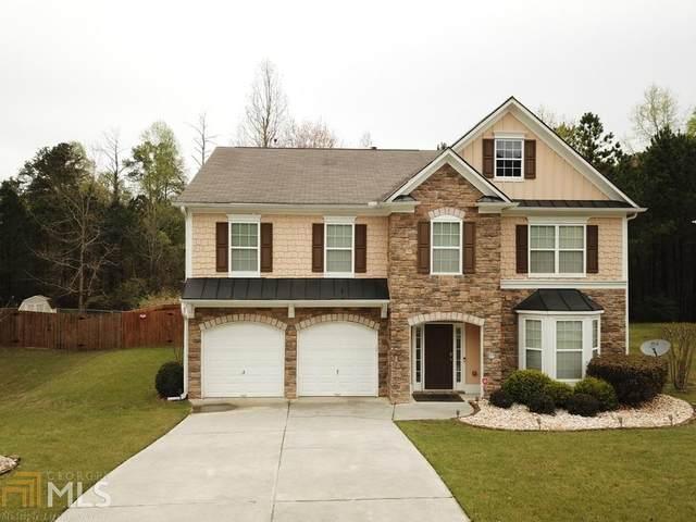 577 Preserve Park Dr, Loganville, GA 30052 (MLS #8764040) :: Scott Fine Homes