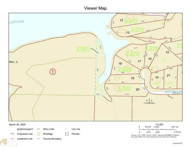 0 Off Highway 431, Wedowee, AL 36278 (MLS #8764080) :: Rettro Group