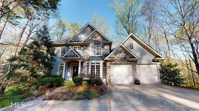 3601 Cloudland Dr, Atlanta, GA 30327 (MLS #8764081) :: Buffington Real Estate Group