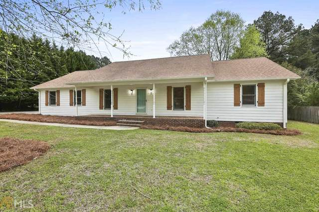 2496 Vaughn Rd, Griffin, GA 30223 (MLS #8764096) :: Tommy Allen Real Estate