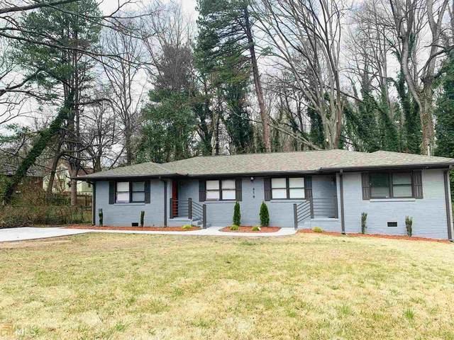 879 Jefferson, East Point, GA 30344 (MLS #8764107) :: Scott Fine Homes