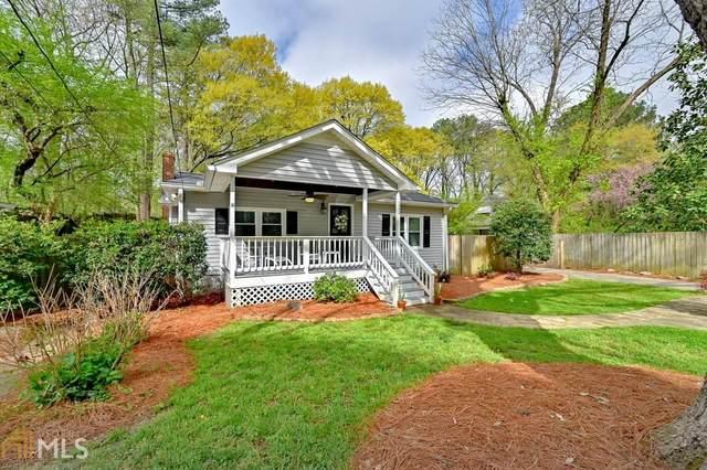 1752 Springer St, Atlanta, GA 30318 (MLS #8764179) :: Athens Georgia Homes