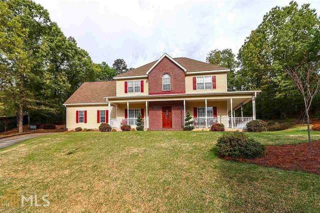 124 Augustus Drive, Warner Robins, GA 31093 (MLS #8764228) :: Scott Fine Homes